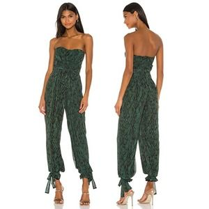 Michael Costello x REVOLVE Gwendolyn Jumpsuit Med